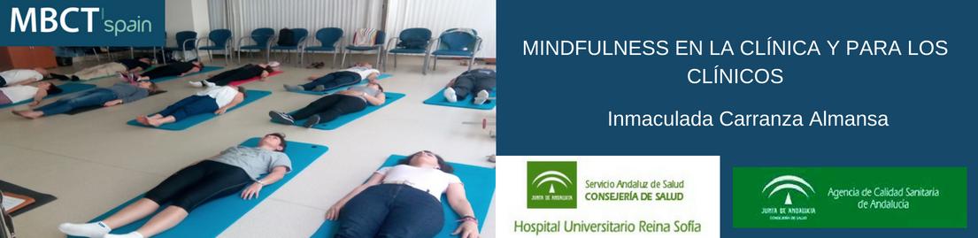 Ponencia Mindfulness MBCT en la clínica
