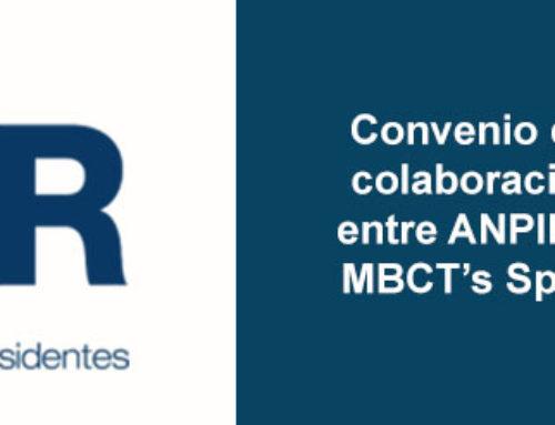 Convenio de colaboración entre MBCT Spain Network y ANPIR