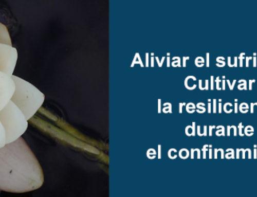 Aliviar el Sufrimiento. Fomentar la Resiliencia