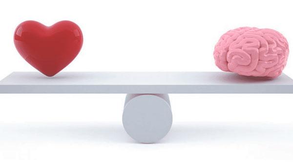 Equilibrio entre mente y corazón